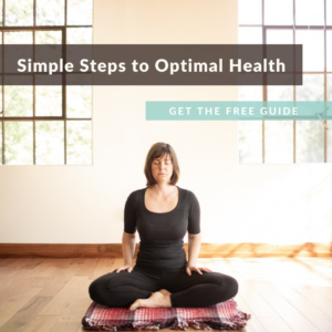 Simple Steps to Optimal Health