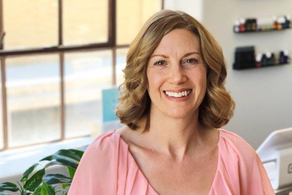 Traverse City doctor, Andrea Stoecker, DO
