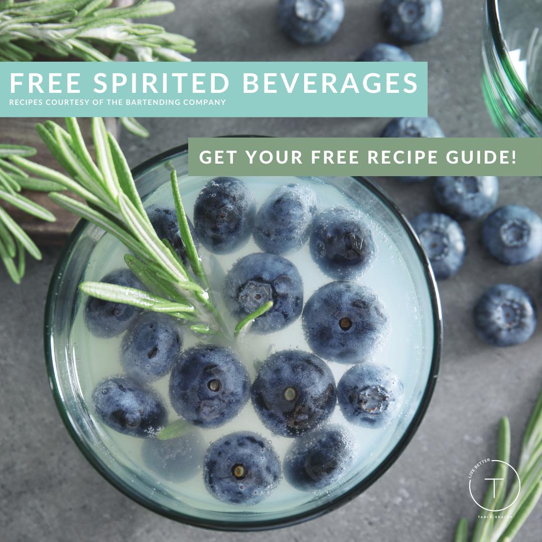 Free Spirited Beverage Guide